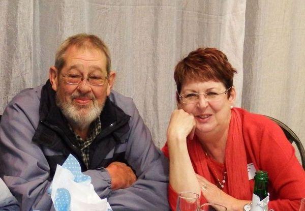 Kobus Tromp en Joey Luther
